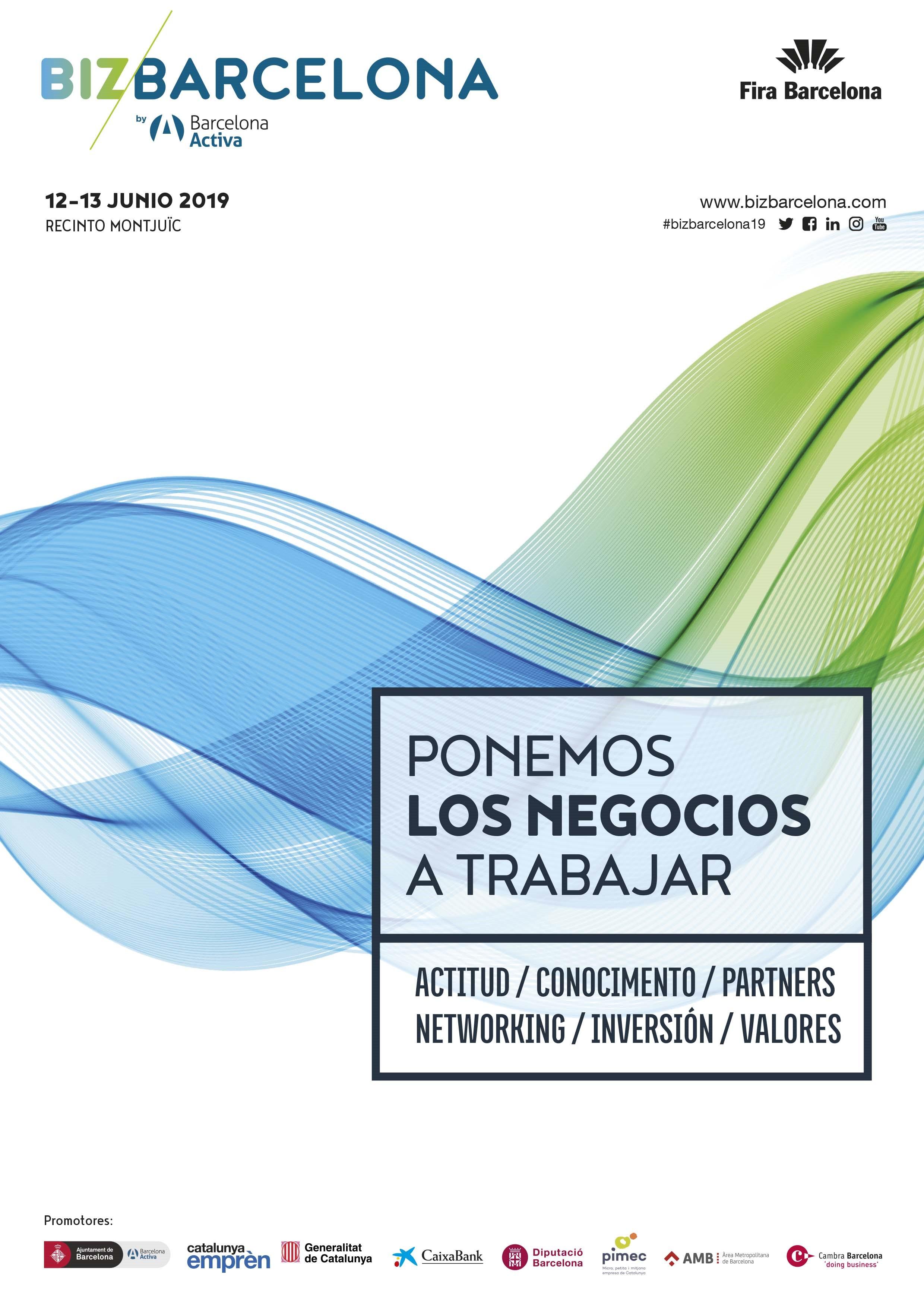 El próximo 12 y 13 de junio en el Recinto Montjuïc